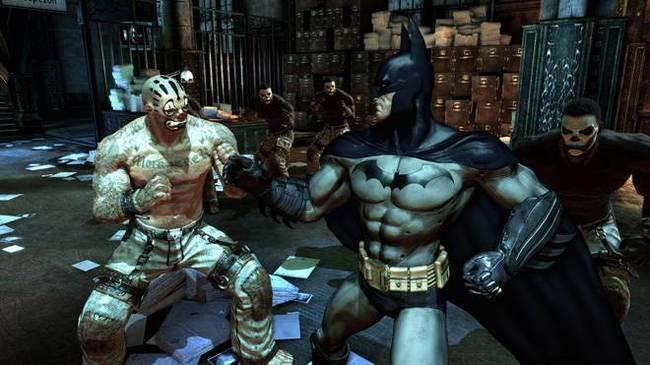 Batman Arkham Asylum GOTY Free Download PC Game - Download