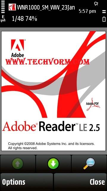 Adobe Pdf Reader Symbian