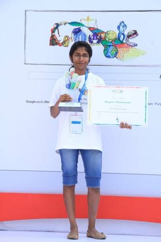Google India Announces Winner Of Doodle Design Competition Techvorm