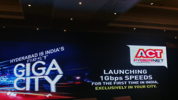 ACT Fibernet Takes Lead & Launches 1Gbps Wired Broadband