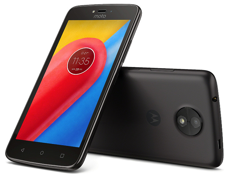 The Moto C arrived with Rs 5999