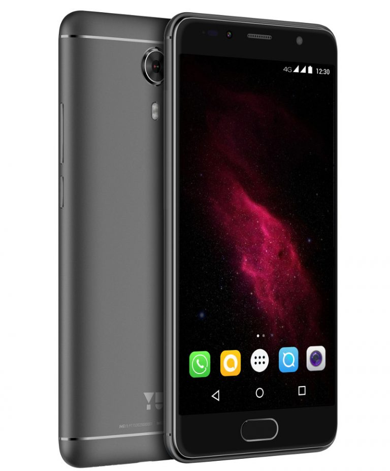 Yureka Black smartphone with 4GB RAM launched for Rs 8999