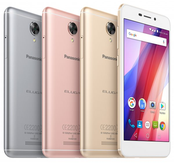 Panasonic launches Eluga I2 Activ to dominate sub10k smartphone segment in India
