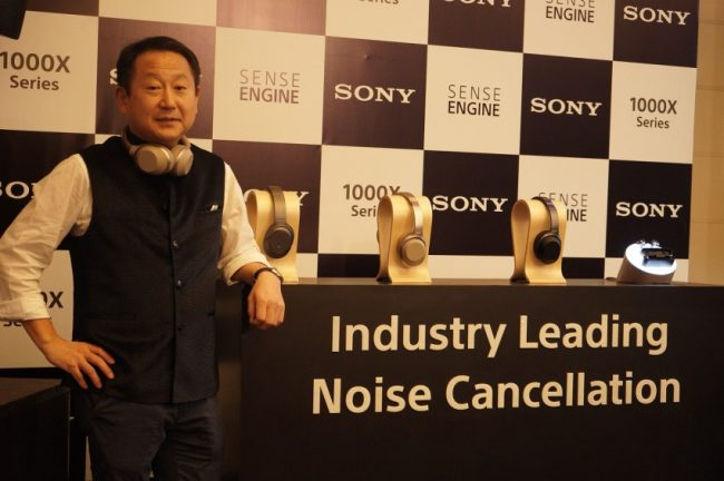 Sony launches 4 new noise cancellation headphones starting at Rs 14990
