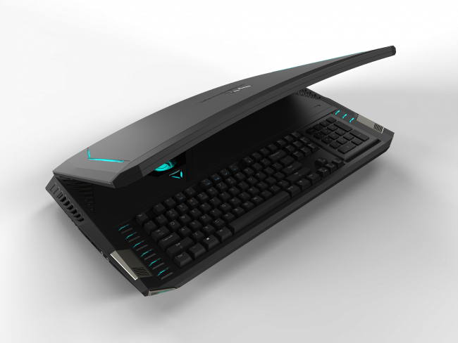 Acer Unviels Predator 21X Gaming Notebook with Curved Screen