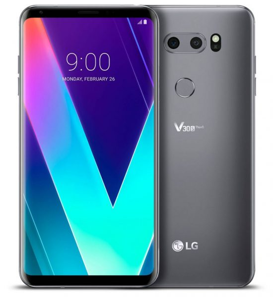 LG upgrades V30 smartphone with AI camera