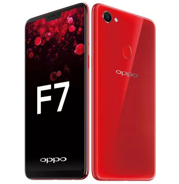 Oppo F7 launched in India with 25MP selfie camera