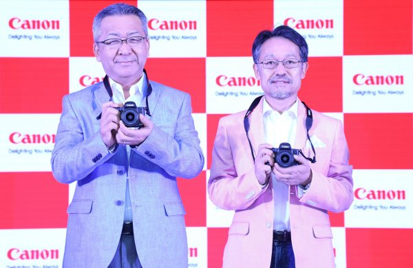 Canon launches EOS M50 mirrorless camera in India at Rs 61995