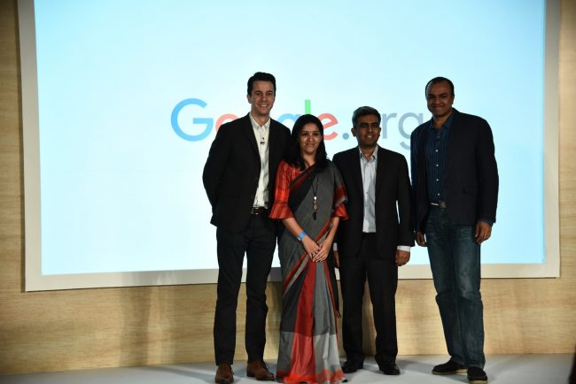 Google.org announces additional $3-mn grant to support education initiatives