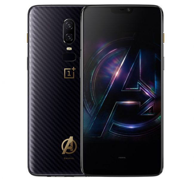 Special Avengers edition OnePlus 6 launched in India for Rs 44999