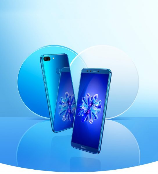Honor 10 details: iPhone X and Galaxy S9's features remixed