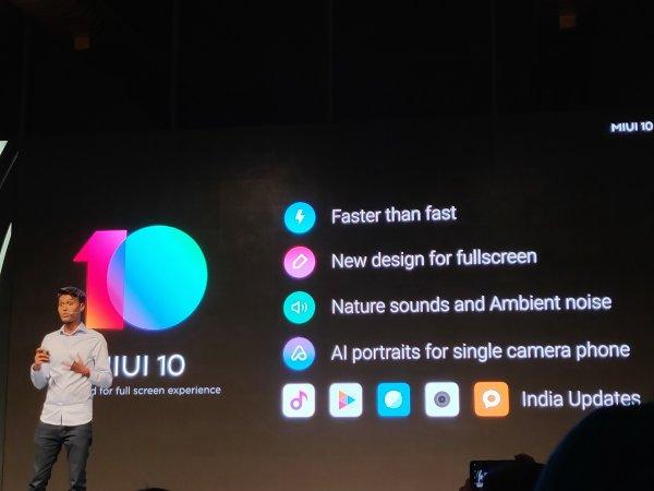 Xiaomi Debuts the Redmi Y2