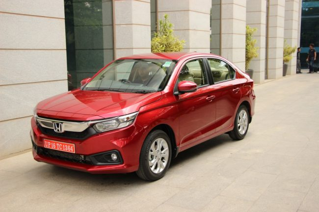 30 000 New Amaze Sold In First 3 Months Since Launch Techvorm