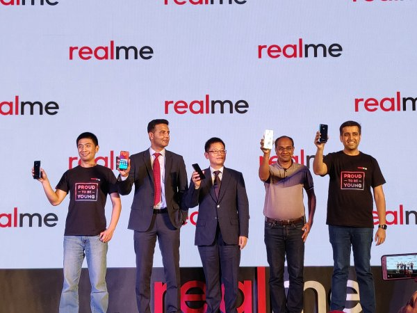 Realme 2 Pro launch today