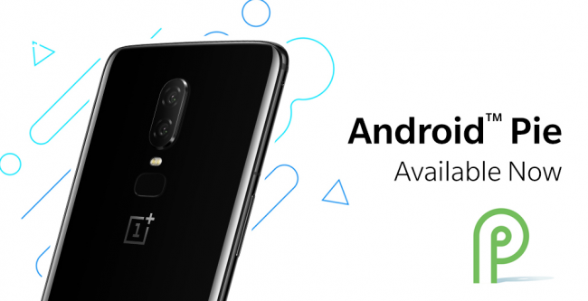OnePlus 6 users in India get Android 9.0 Pie update