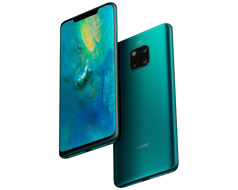 Huawei Mate 20 Pro Coming To India In November Techvorm