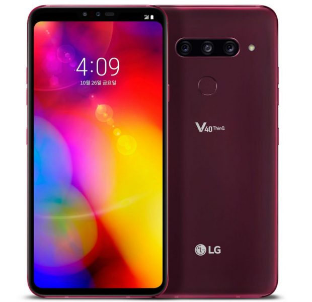 LG V40 ThinQ review round-up: is five cameras just too much?
