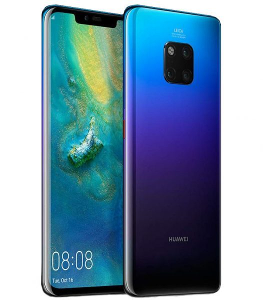 Take a look at Huawei's Nova 4 hole-punch camera display