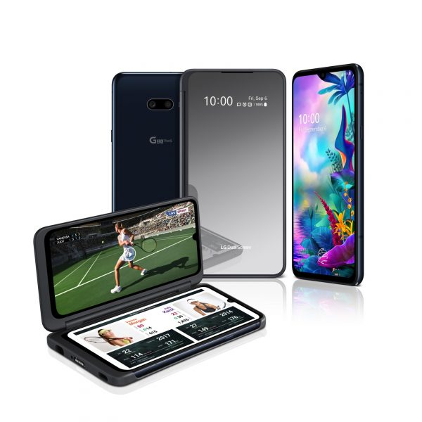 LG unveils dual display smartphone 'LG G8XThinQ' at Rs 49,999 in India