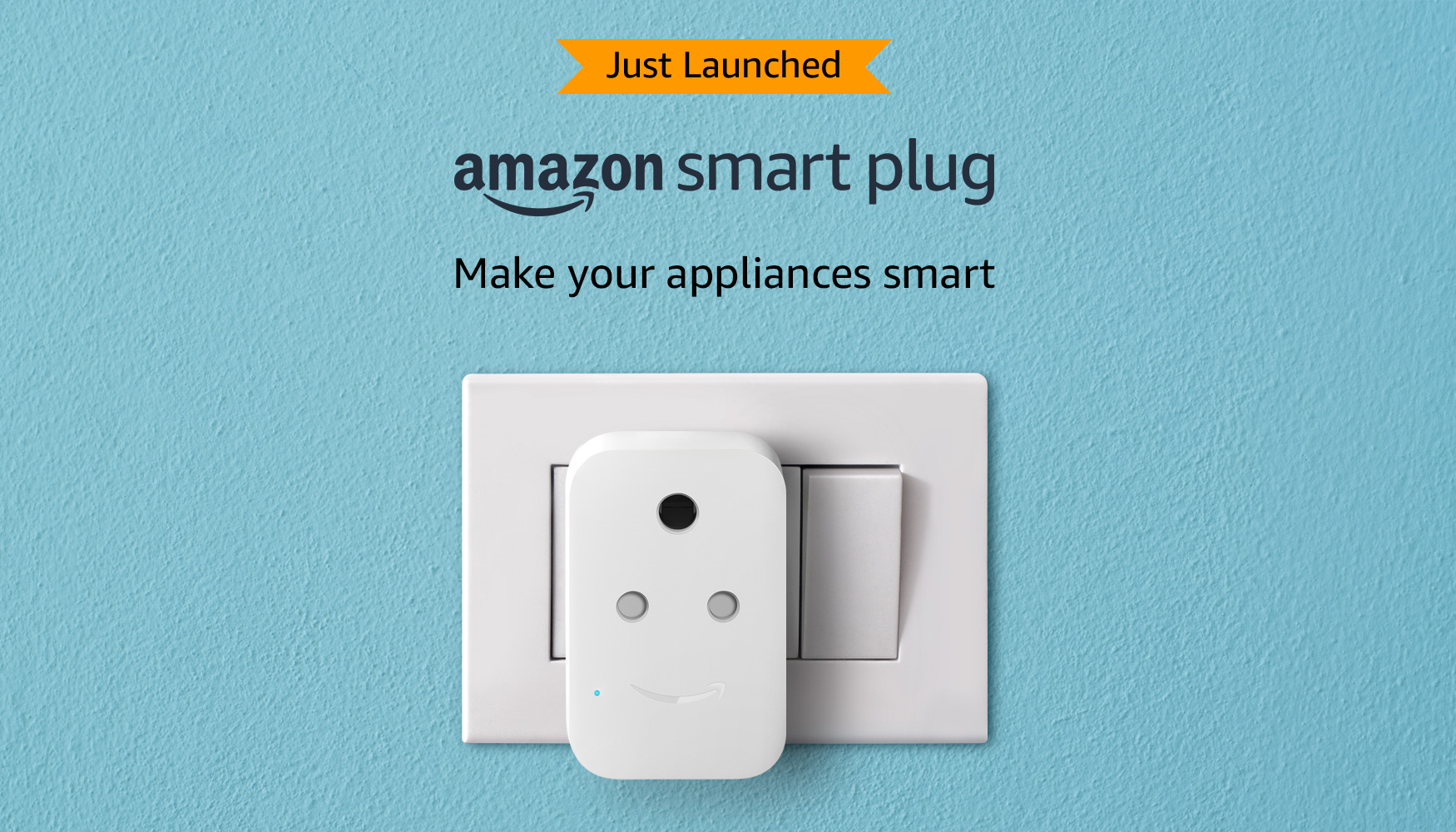 Amazon Smart Plug Launched In India At Rs  1999  U2022 Techvorm